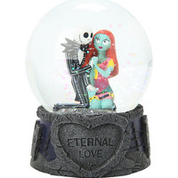 The Nightmare Before Christmas Eternal Love Water Globe