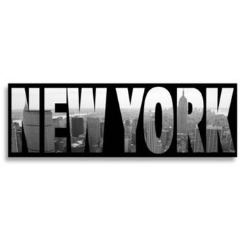 New York Black and White Wall Art