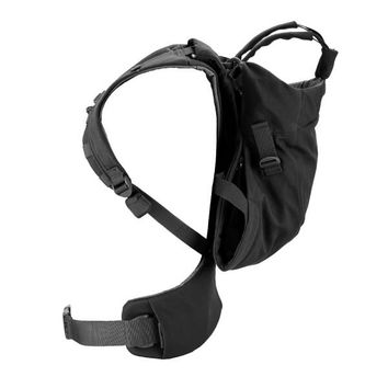 Stokke® MyCarrier™ Front and Back Baby Carrier in Black