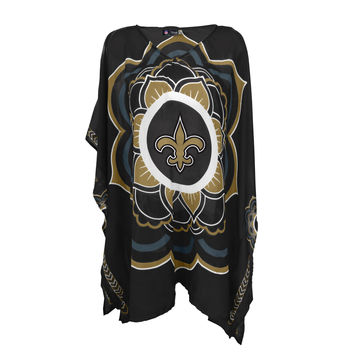 New Orleans Saints Caftan
