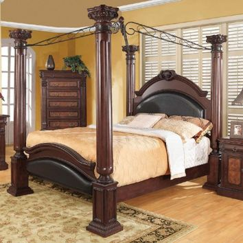 Grand Prado California King Size Bed