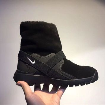 NIKE GOLKANA BOOT BLACK