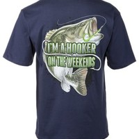 Bass Pro Shops Weekend Hooker T-Shirt for Men | Bass Pro Shops