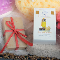 Shea Butter Ring Soap  (Pick Your Ring Size)