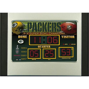 Scoreboard Desk Clock - Officially Licensed