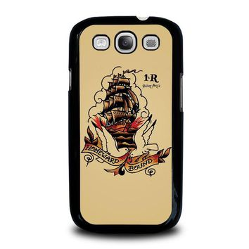sailor jerry samsung galaxy s3 case cover  number 2