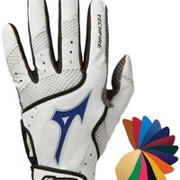 Mizuno Adult Techfire Switch Batting Gloves | Softball.com