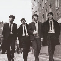 The Beatles Easy Street Poster 22x34