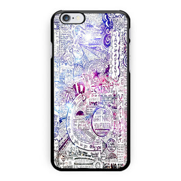 One Direction Quote Colorfull iPhone 6 Plus Case