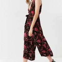 Out From Under Leila Gauze Jumpsuit | Urban Outfitters