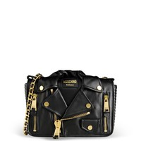 Small Leather Bag Women - Moschino Online Store