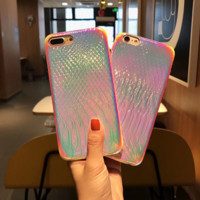 The New Bling Radiant Pattern Iphone X  8 8PLUS 7 7 Plus 6 6S 6 Plus 6S Plus Cover Case