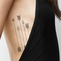 Arrow Flash Tat