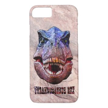 Tyrannosaurus Rex King Of Predators iPhone 7 Case