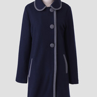 Eleanor Coat By Pink Martini