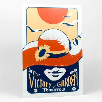 In Your Own Victory Garden of Tomorrow by The Victory Garden of Tomorrow