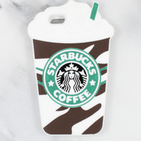Starbucks Frap iPhone Case