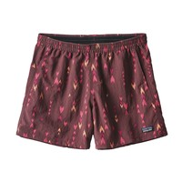 "Patagonia W's Baggies 5"" Shorts - Wish Tail:Dark Ruby"