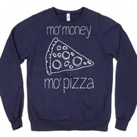 Navy Sweatshirt | Funny Food Shirts