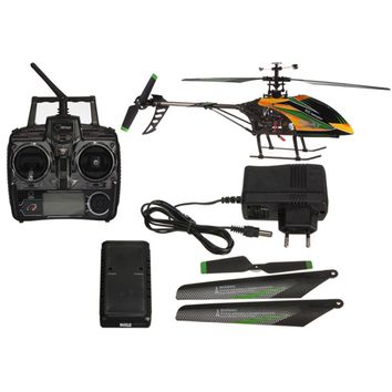 2016 100% Original Product WLtoys V912 Sky Dancer 2.4G 4CH RC Helicopter RTF with Videography Function Remote Control Toys