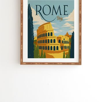 Anderson Design Group Rome Framed Wall Art