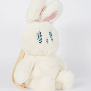 WC x Esther Loves You Bunny Backpack White - Esther Loves Oaf - Featured - Womens