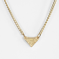 Urban Outfitters - Superman Necklace