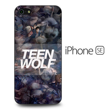 Teen Wolf Sesion 5 iPhone SE Case
