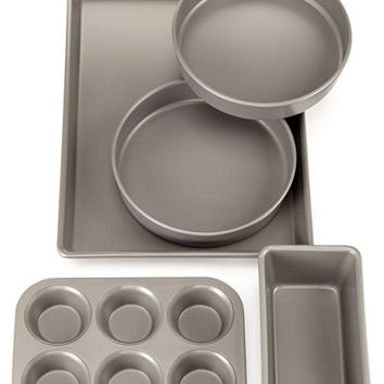 Martha Stewart Collection Pro 5-Pc. Nonstick Bakeware, Only at Macy's - Bakeware - Kitchen - Macy's