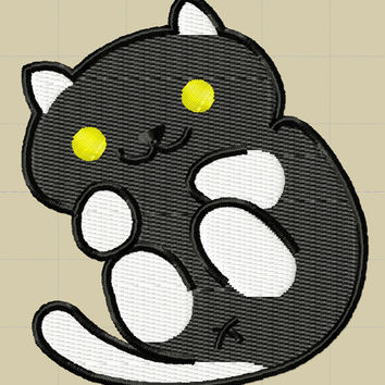 Neko Atsume Socks Patch