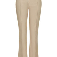 Flared Trousers - Sand