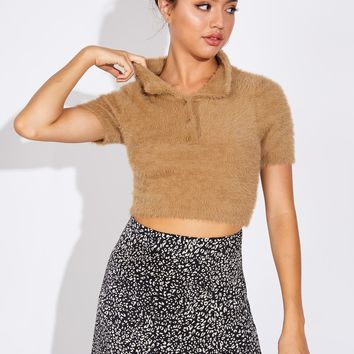 Join The Cub Crop Top