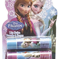 Frozen Lip Balm 2pk Case Pack 6