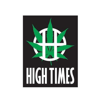 ONETOW Huf X High Times Sticker Pack Assorted