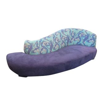 Pre-owned Vladimir Kagan for Directional Sinuous Sofa