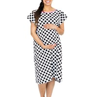Celine Gownies Labor & Delivery Gown