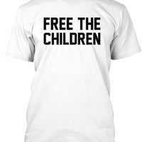Free The Children T Shirts #WomenDisobey