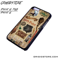 harry Potter Petrolum For iPhone Cases Phone Covers Phone Cases iPhone 6 Case iPhone 6 Plus Case Smartphone Case