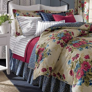 Chaps Claire 4-pc. Comforter Set - Cal. King