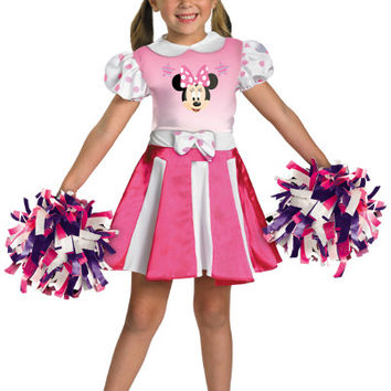 Minnie Mouse Cheerleader - 2T
