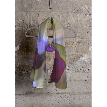 My Orchid Cashmere Silk