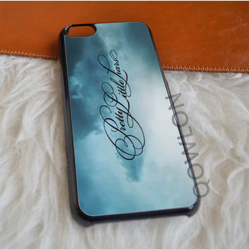 Pretty Little Liars Logo iPhone 5C Case