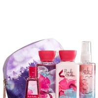 Holiday Magic Gift Set Pink Chiffon