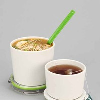 Lunch Pot - Set Of 2- Green One