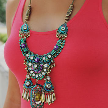 Exotic Divinity Necklace