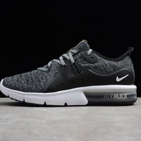 NIKE Max Sequent 3 Running Shoes 921694-011