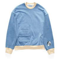 BLUEerror TooCool4Planet TPU Mirror Sweatshirt