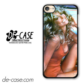 Farrah Fawcett DEAL-4118 Apple Phonecase Cover For Ipod Touch 6