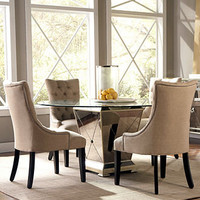 Marais Dining Room Furniture Collection, Mirrored - Dining Room Furniture - furniture - Macy's