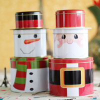 Home Decor Box Creative Christmas Storage Decoration Set [6282846534]